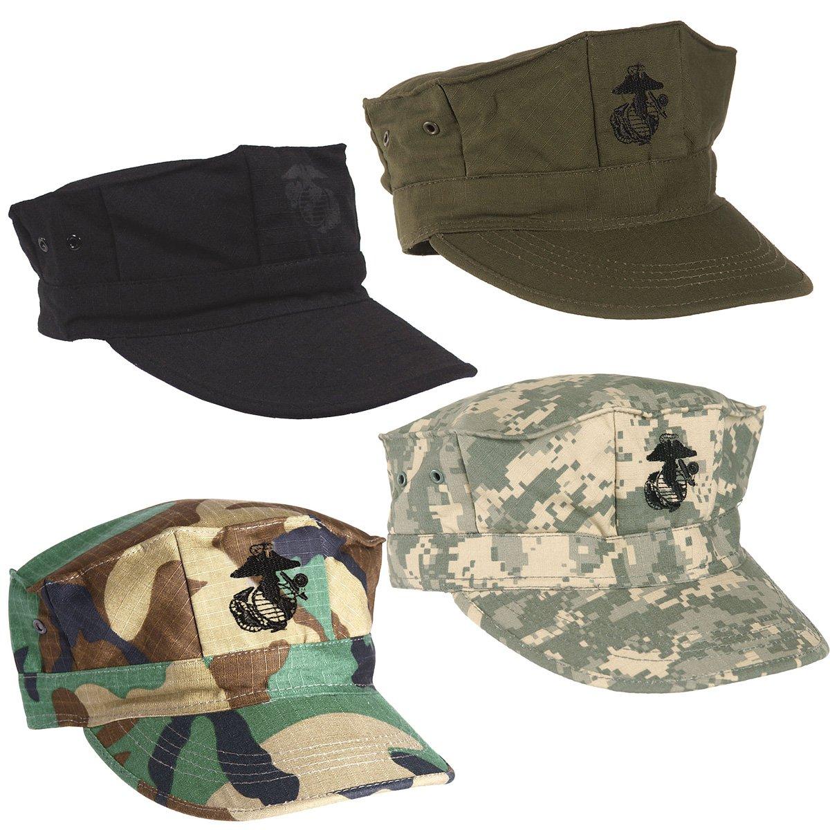 Usmc Casquette,Us Marine Corps Bonnet de Champ Armée Terre Casquette ...
