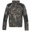 BRANDIT Blake mens Jacket woodland