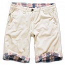 BRANDIT Raider 2in1 Shorts beige, XL