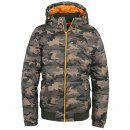 Brandit Steppjacke Cold Harbour woodland, XL