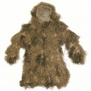 Ghillie Parka ANTI FIRE, desert
