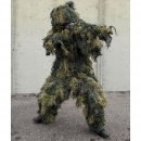 Ghillie Suit, Tarnanzug, woodland, XL/XXL