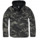 Hooded Windbreaker, darkcamo
