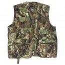Jagd- und Anglerweste hunting-camo, 3XL