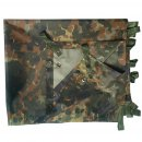 Mehrzweckplane BASHA light flecktarn
