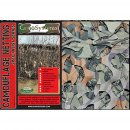 Netz BASIC Military flecktarn, 3 x 3 m