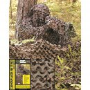 Netz PRO Light woodland, 2,4 x 3,0 m, feuerhemmend