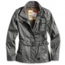SURPLUS Amored Jacket Women dunkelgrau