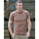 T-Shirt US Style, BDU brown, XL