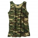 Tarn Tank-Top, woodland, L