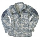 US Feldjacke ACU, Ripstop, AT-digital, L