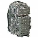 US Rucksack ASSAULT Pack AT-digital