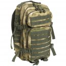 US Rucksack ASSAULT Pack HDT-camo FG