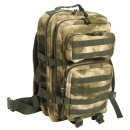 US Rucksack ASSAULT Pack II large, HDT-camo FG