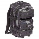 US Rucksack ASSAULT Pack II large, darkcamo
