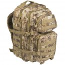 US Rucksack ASSAULT Pack II large, mandra