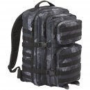 US Rucksack ASSAULT Pack II large, nightcamo digital