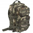 US Rucksack ASSAULT Pack mandra woodland