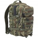 US Rucksack ASSAULT Pack woodland