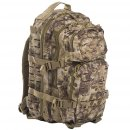 US Rucksack ASSAULT small LASER CUT mandra