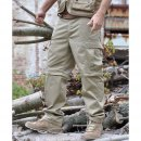 Zip-Off Jungle Hose BDU, khaki