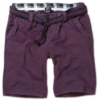 Advisor Basic Shorts purple, XL