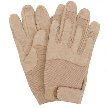 Army Gloves khaki, L