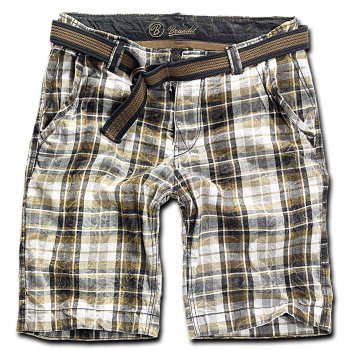 Aver Vintage Shorts brown-black