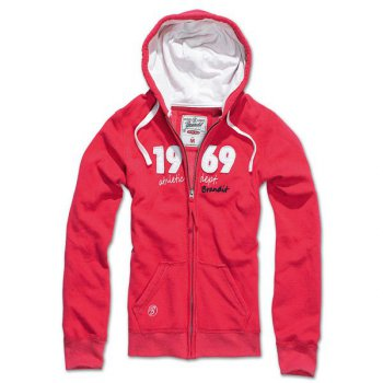 BRANDIT Girls Sweatjacke berry, L
