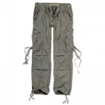 BRANDIT M65 Ladies Trouser oliv, 34