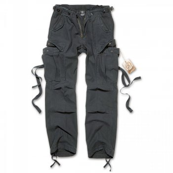 BRANDIT M65 Ladies Trouser schwarz