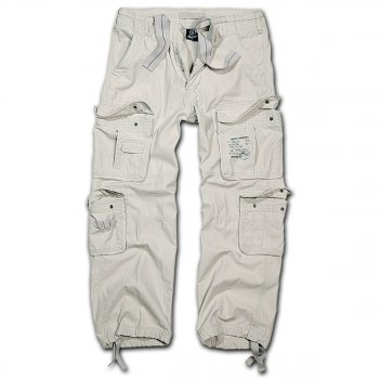 BRANDIT Pure Vintage Trouser old white, 7XL