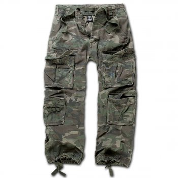 Pure Vintage Trouser woodland, 7XL