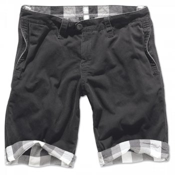 BRANDIT Raider 2in1 Shorts schwarz