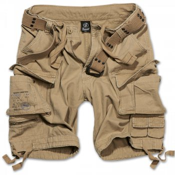 BRANDIT Savage Shorts beige, 4XL