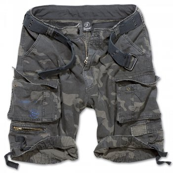 BRANDIT Savage Shorts darkcamo