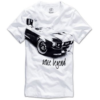 BRANDIT T-Shirt True Legend weiß, M