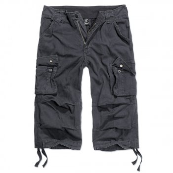 BRANDIT Urban Legend ¾ Trousers schwarz, L