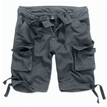 BRANDIT Urban Legend Shorts anthrazit S