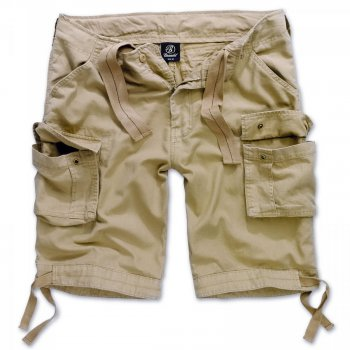 BRANDIT Urban Legend Shorts beige, M