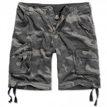 BRANDIT Urban Legend Shorts darkcamo, 6XL