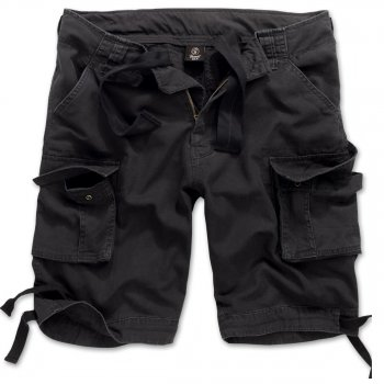 BRANDIT Urban Legend Shorts schwarz