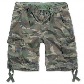 BRANDIT Urban Legend Shorts woodland S
