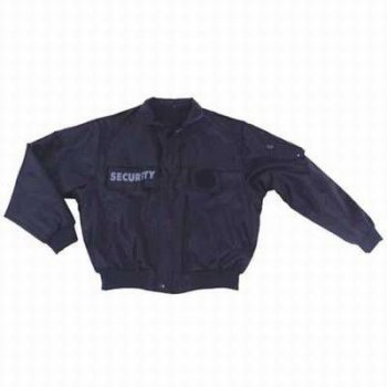 Blouson Security blau, L