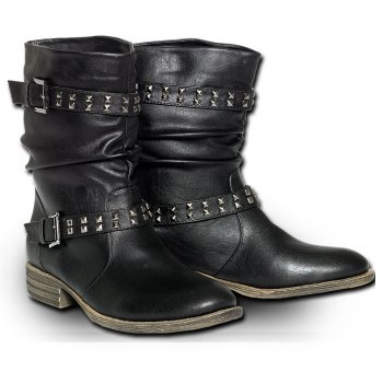 Brandit Bikerboot studs Girls