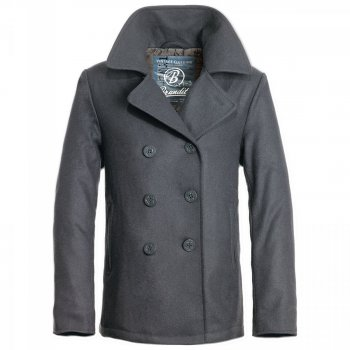 Brandit Pea Coat anthrazit 3XL