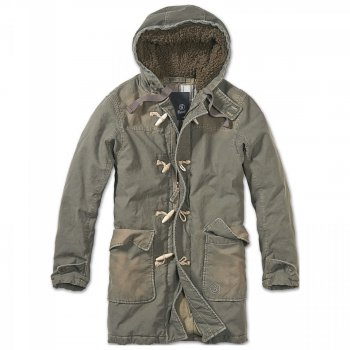 Brandit Woodson Outdoorparka oliv XL