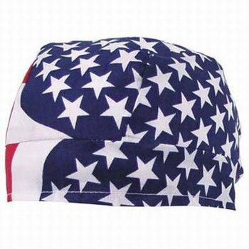 Headwrap STARS & STRIPES