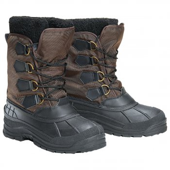 Highland Weather Extreme Boots braun 46