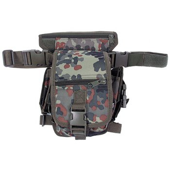 Hip Bag, flecktarn